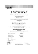Zertifizierung Orthopädie Schuhtechnik