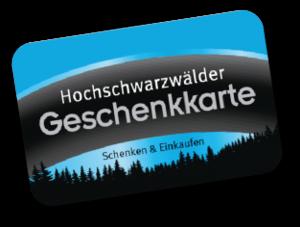 Hochschwarzwälder Geschenkkarte