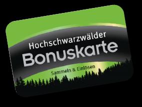 Hochschwarzwälder Bonuskarte