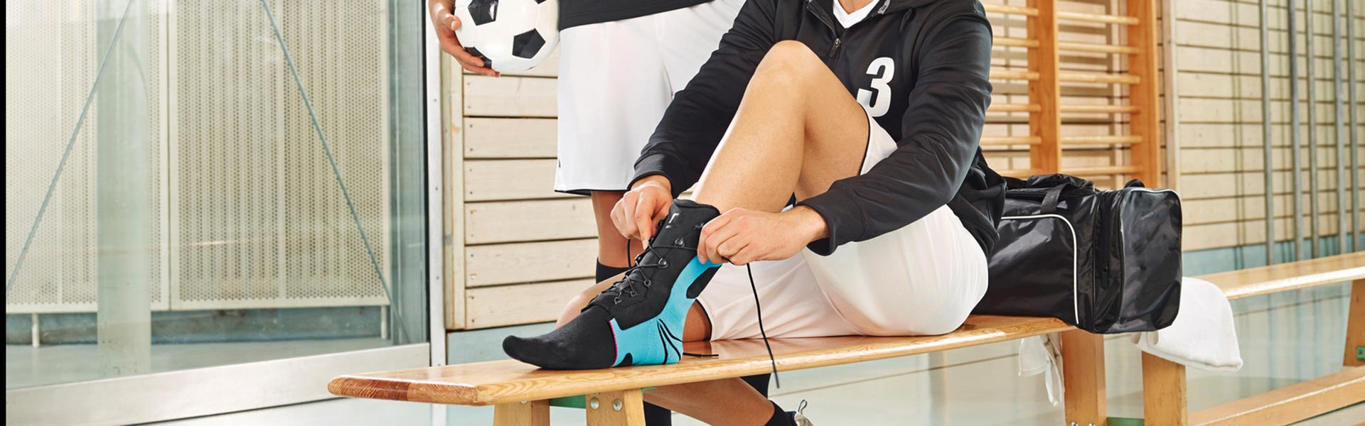 Orthopädie-Schuhtechnik Schwörer in Neustadt- mehr Sicherheit beim Sport